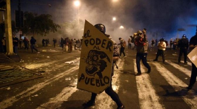 [AUDIO] REPORTE DESDE LA REVUELTA EN PERÚ