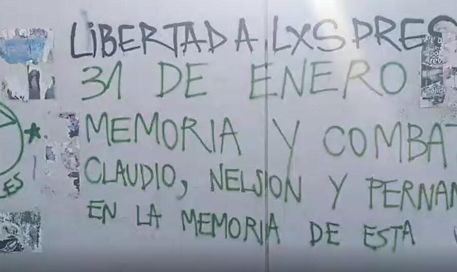 [VIDEO] Claudio, Fernando y Nelson en la memoria
