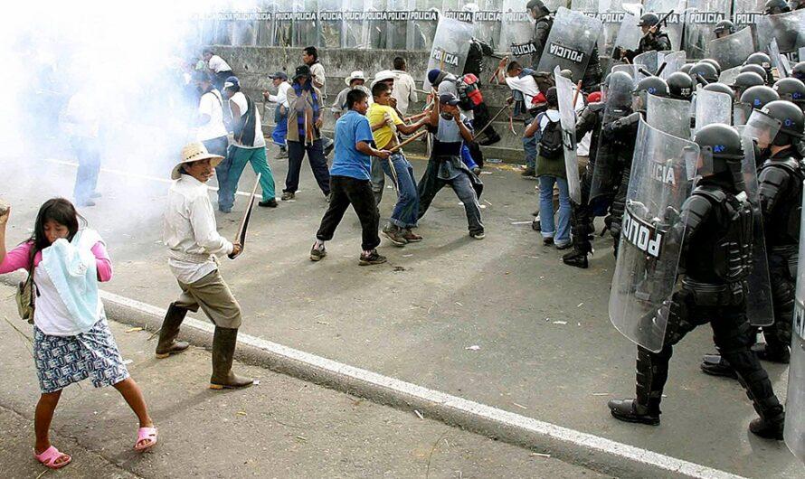 [AUDIOS] SOBRE LA REVUELTA EN COLOMBIA